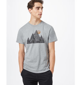 TENTREE TENTREE Mountain Peak Classic T-Shirt Heather Grey