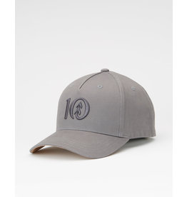 TENTREE TENTREE Logo Cork BriAltitude Hat Graphite Grey