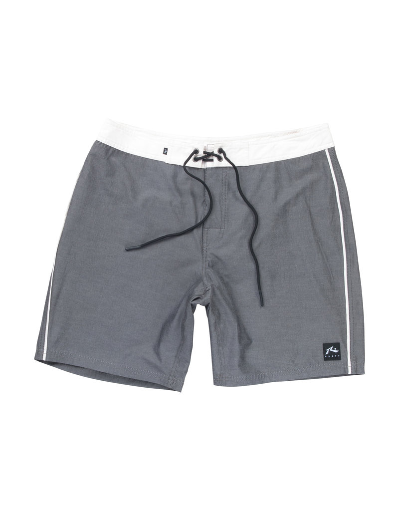 RUSTY RUSTY Mikado Boardshort Black