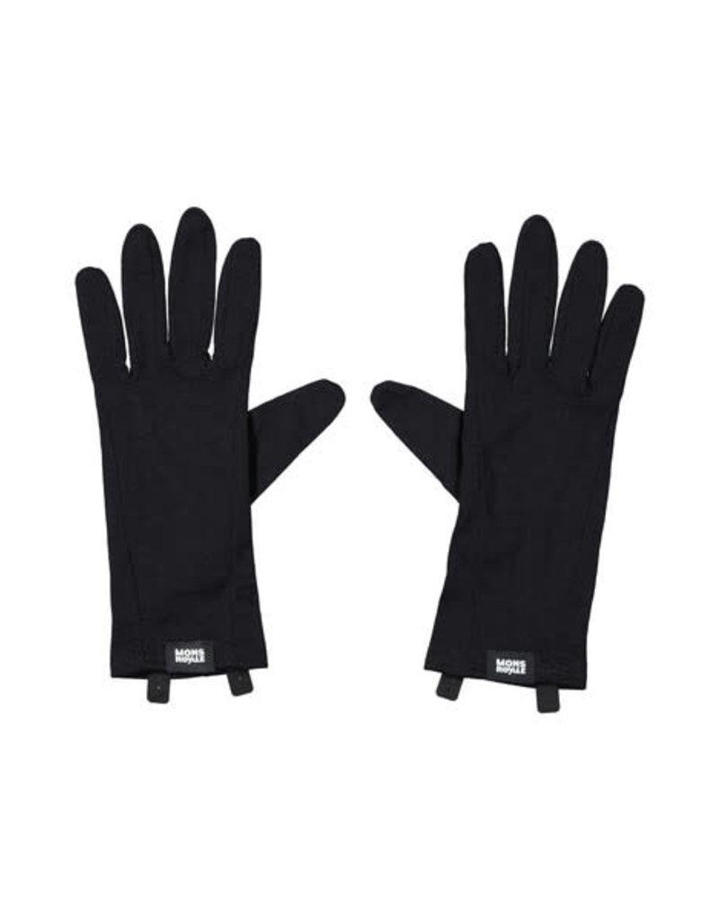MONS ROYALE Volta Glove Liner Black