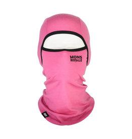 MONS ROYALE MONS ROYALE Santa Rosa 2.0 Hinge Balaclava Pink