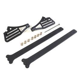 SPARK R&D SPARK R&D Tailclips Black