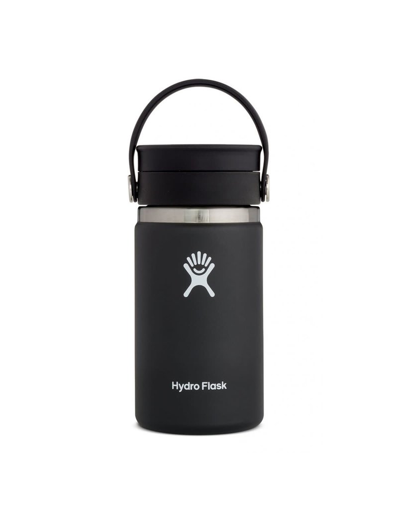 HYDRO FLASK HYDRO FLASK 12 oz (355 ml) Coffee with Flex Sip™ Lid Black
