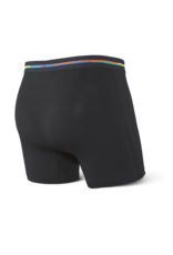 SAXX SAXX Vibe Boxer Brief - Black/Racer Stripe