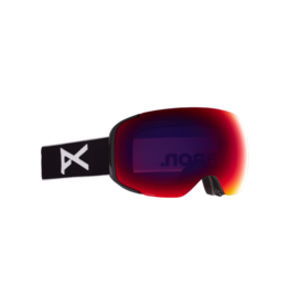 ANON ANON M2 Goggles + Bonus Lens Black Perceive Sunny Red