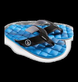 VOLCOM VOLCOM Recliner Sandal Big Youth Marina Blue