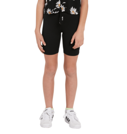 VOLCOM VOLCOM Big Girls Lived In Lounge Bike Short Black