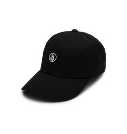 VOLCOM VOLCOM Circle Stone Dad Hat Black