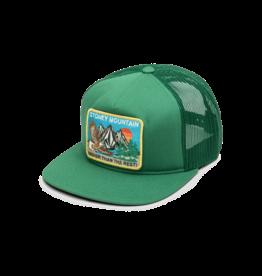VOLCOM VOLCOM Stoneys Mountain Cheese Hat Spring Green
