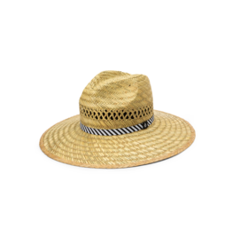 VOLCOM VOLCOM Throw Shade Straw Hat Natural