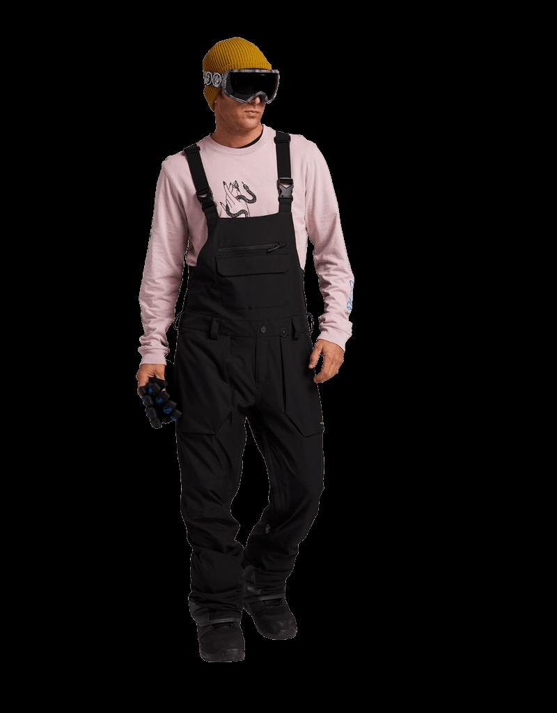 VOLCOM VOLCOM Roan Bib Overall Black