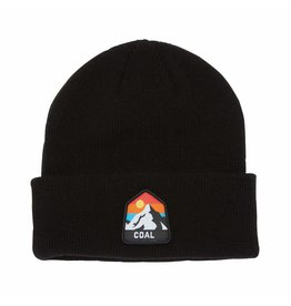 COAL COAL The Peak Beanie Kids Black