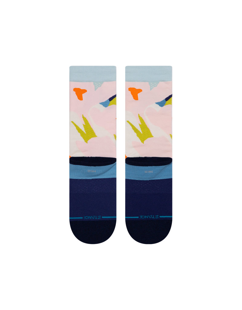 STANCE STANCE Petal Pusher Crew Pastelblue