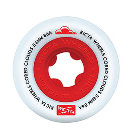 RICTA RICTA WHEELS CORED CLOUDS RED 86A