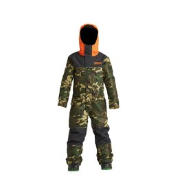 AIRBLASTER AIRBLASTER Youth Freedom Suit OG Dinoflage