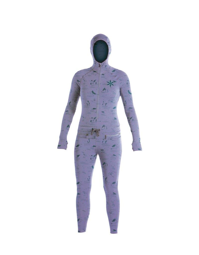 AIRBLASTER AIRBLASTER Wms Classic Ninja Suit He Lavender