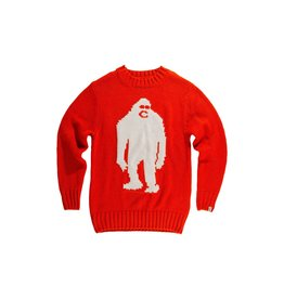 AIRBLASTER AIRBLASTER Sassy Sweater Christmas Red