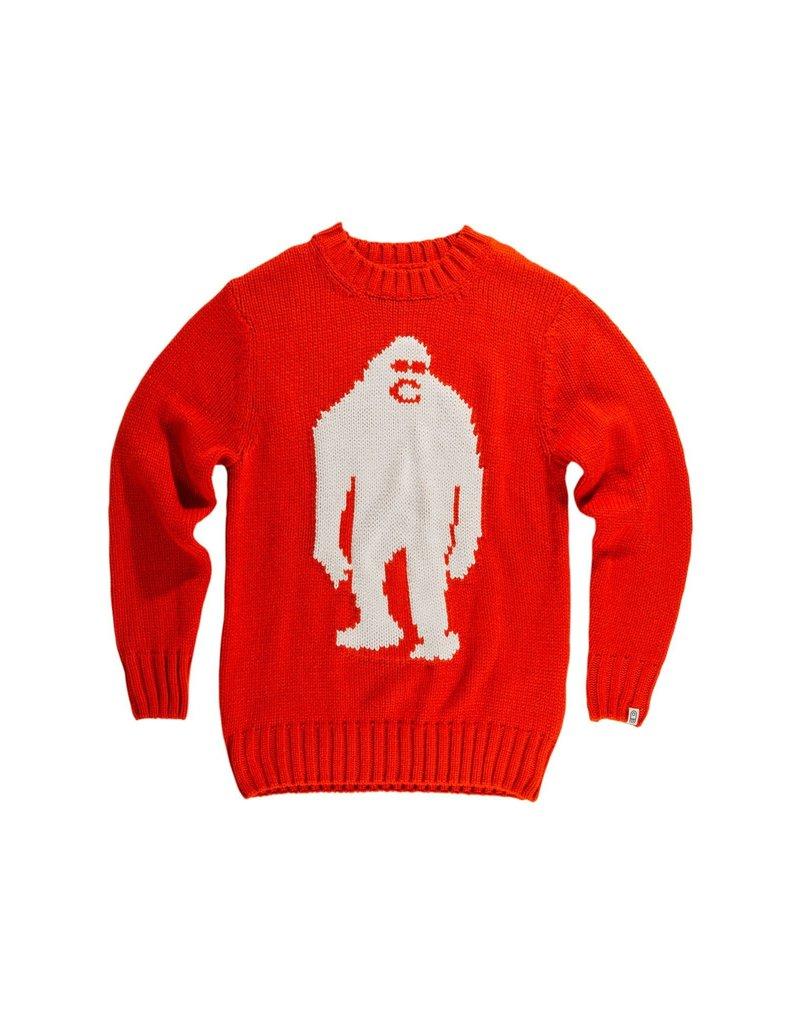 AIRBLASTER AIRBLASTER Sassy Sweater Christmas Red