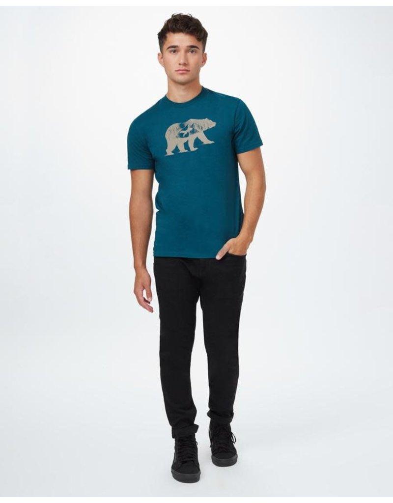TENTREE TENTREE Den Classic T-Shirt Deep Teal