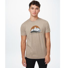 TENTREE TENTREE Plant & Protect Classic T-Shirt Desert Taupe Heather