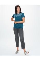 TENTREE TENTREE Juniper Classic T-Shirt Deep Teal Heather
