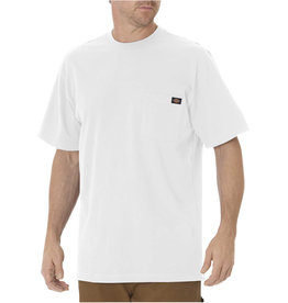 DICKIES DICKIES Short Sleeve Pocket T-Shirt White
