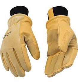 KINCO KINCO Lined Pig Skin Ski Gloves