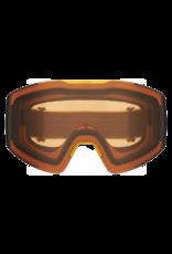 OAKLEY OAKLEY Fall Line XM Goggle Mustard Black / Prizm Snow Persimmon