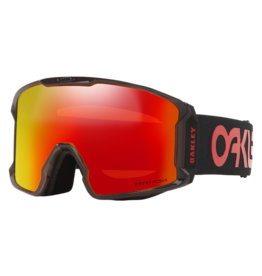 OAKLEY OAKLEY Line Miner™ Scotty James Signature Series Goggle Crystal Black / Prizm Snow Torch Iridium