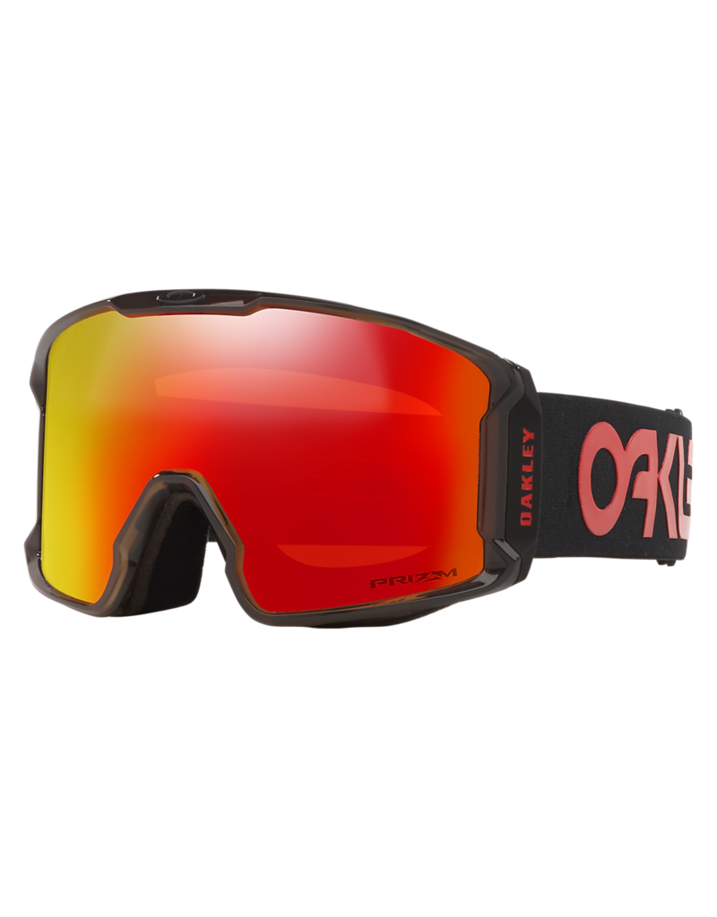 OAKLEY OAKLEY Line Miner™ Scotty James Signature Series Goggle Crystal Black / Prizm Snow Torch Iridium