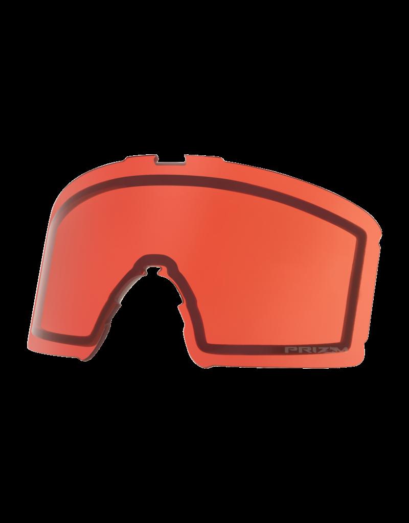 OAKLEY OAKLEY Line Miner™ XM Replacement Lens Prizm Snow Rose