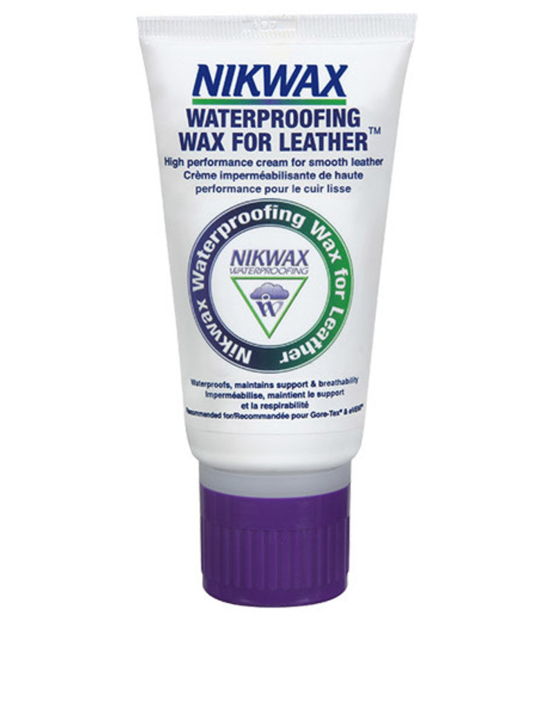 NIKWAX NIKWAX Waterproof Wax for Leather Cream (Tubes) [100ml]