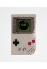 "ONEBALL ONE BALL Game Boy Snowboard Stomp Pad, 6""x5"""