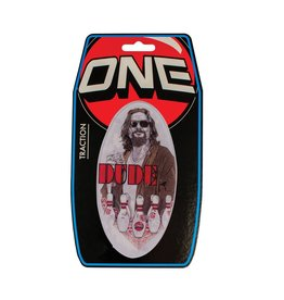 ONEBALL ONE BALL The Dude Snowboard Stomp Pad