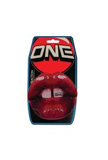 "ONEBALL ONE BALL Lips Snowboard Stomp Pad,  5""X5"""