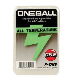 ONEBALL ONE BALL F-1 All Temperature Wax, 130g