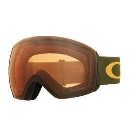 OAKLEY OAKLEY Flight Deck™ Goggle Prizm Icon Dark Brush Mustard / Prizm Snow Persimmon