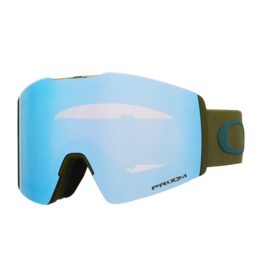 OAKLEY OAKLEY Fall Line XL Goggle Prizm Icon Dark Green / Prizm Snow Sapphire Iridium