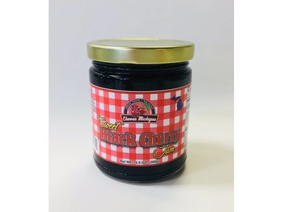 Choose MichiganSweet Black Cherry Jam 10.5 oz jar