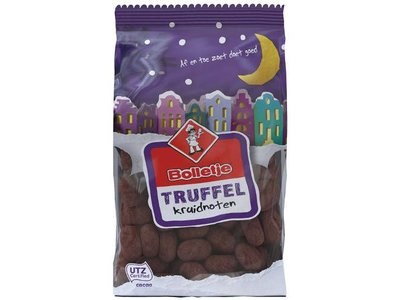 Bolletje Bolletje Truffel Chocolate Shortbread nuts 10.5 oz bag