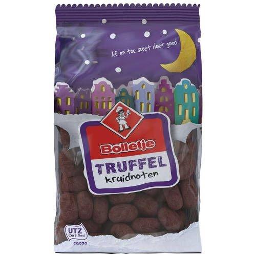 Bolletje Bolletje Truffel Chocolate Kruidnoten 10.5 oz bag