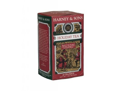 Harney & Son Harney & Sons Holiday Tea 20 ct box