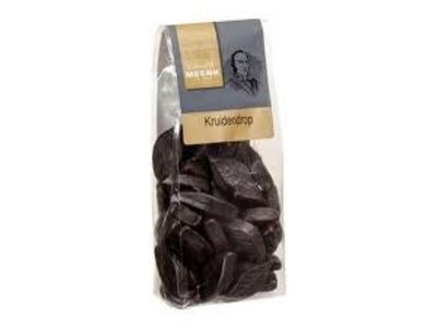 Meenk Meenk Kruiden Drop Herb Licorice 7 Oz Bag