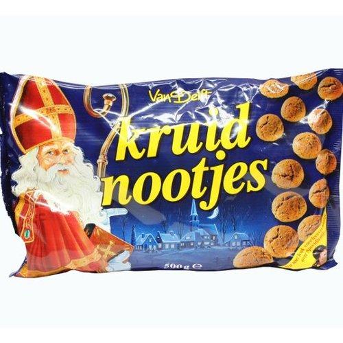 Van Delft Van Delft Kruidnootjes 17.5 Oz Bag