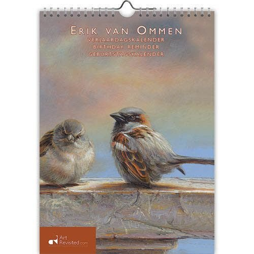 Erik van Ommen Birthday calendar