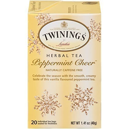 Twinings Twinings Peppermint Cheer  Tea 20 ct box