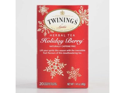 Twinings Twinings Holiday Berry  Tea 20 ct box