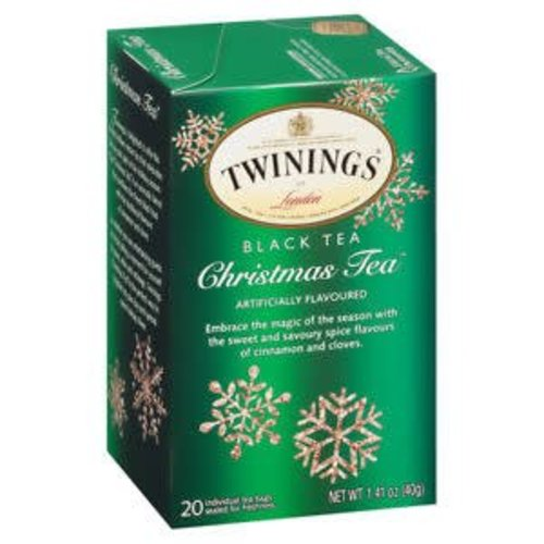 Twinings Twinings Christmas Spice Tea 20 ct box