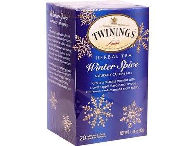 Twinings Twinings Winter Spice Tea 20 ct box