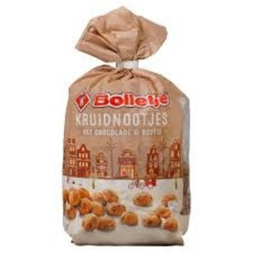 Bolletje Bolletje Kruidnoten with Chocolate & Coffee Flavor 11.8 oz